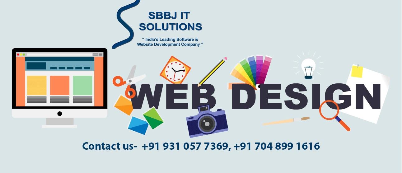 Website Designing Company In Kolkata India Sbbj It Solutions